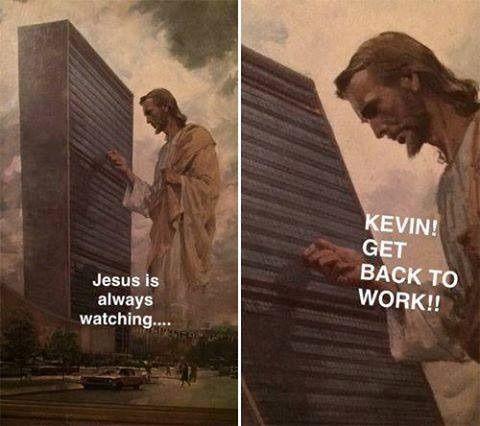 Our God is AllKnowing #AwesomeGod