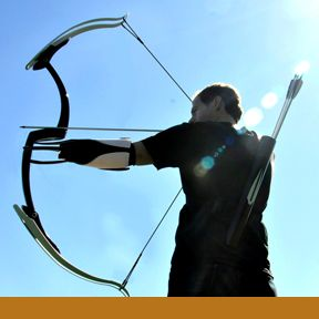 Link Collapsible Recurve Archery Bow and Prosthetic | Industrial Designers Society of America - IDSA