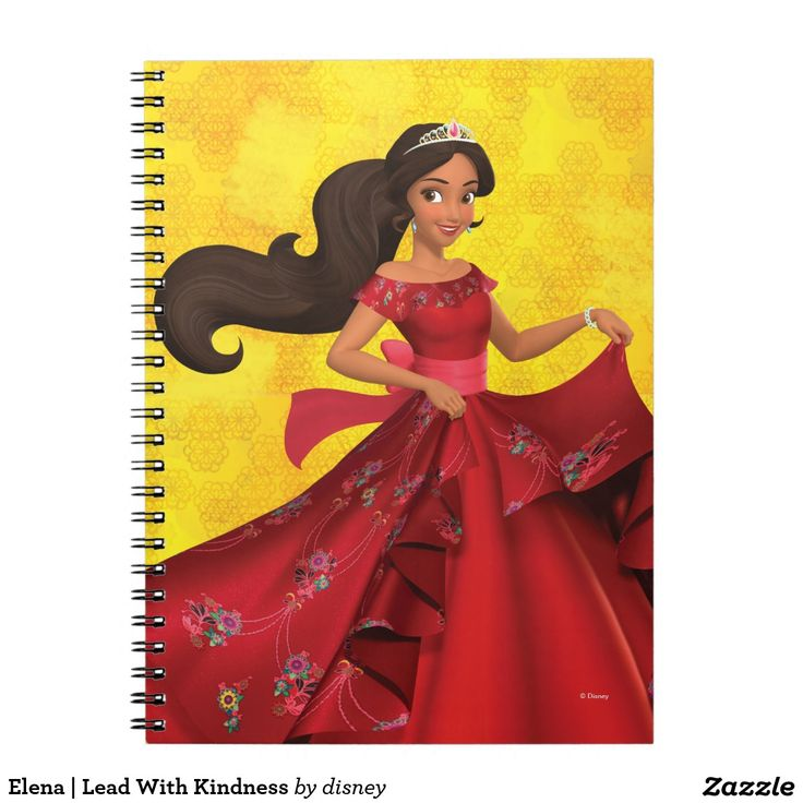 Elena | Lead With Kindness. Regalos, Gifts. #notebook #cuaderno