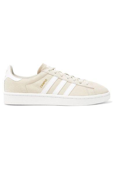 adidas Originals - Campus Suede Sneakers - Beige