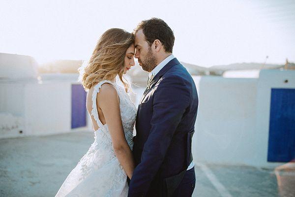 Gorgeous wedding in Mykonos