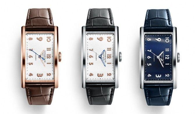 時計作りの常識を変える大胆なデザインティファニー イースト ウエスト TIFFANY & CO.