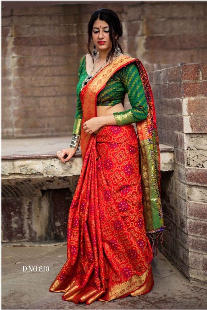d850b186cb2e7e Indian pakistani bollywood new Designer Saree Party wear PATOLA SILK SAREE   fashion  clothing  shoes  accessories  worldtraditionalclothing   indiapakistan ...