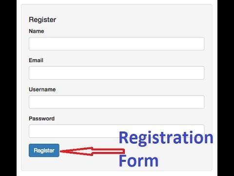 Best 25+ Registration form ideas on Pinterest Web forms, Line - vendor registration form