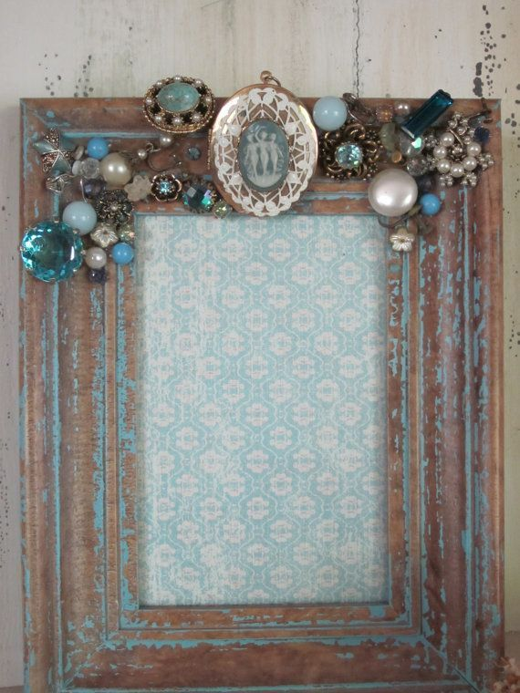 231 best images about ideas para marcos on pinterest - Marcos decorados ...