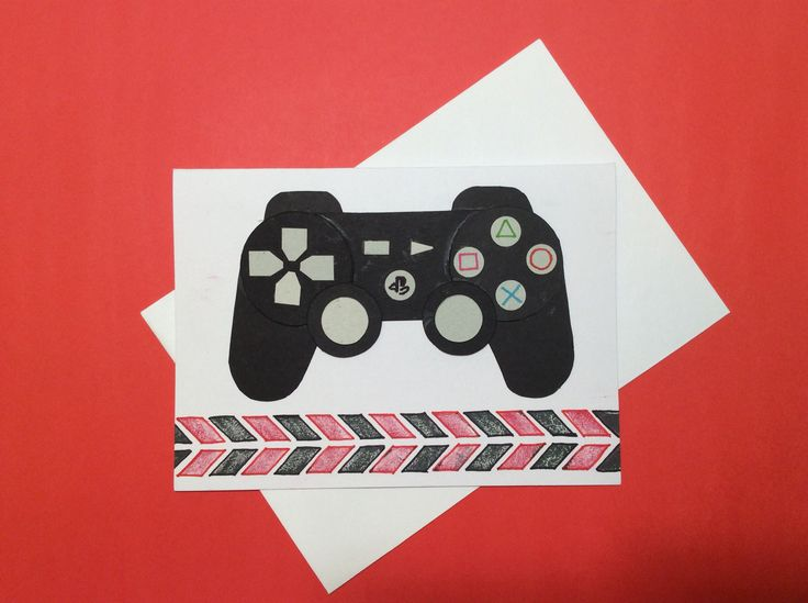 PS3 card for a gamer