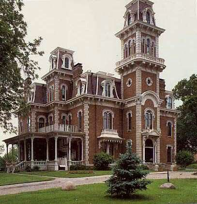 Clarinda Iowa  Haunted tunnels  Reported to be haunted
