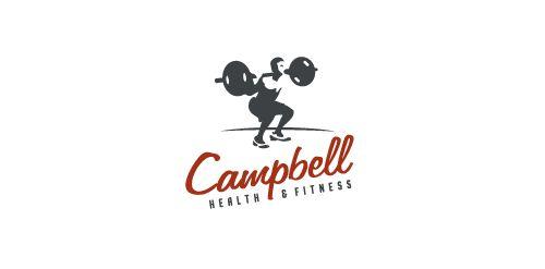 Кэмпбелл Здоровье & Фитнес логотип