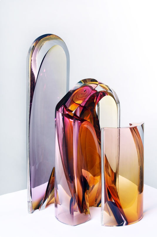 Dreams of Metropolis - Phil Vickery Glass