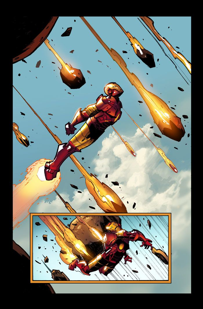 Iron Man SKY- by =MarteGracia on deviantART