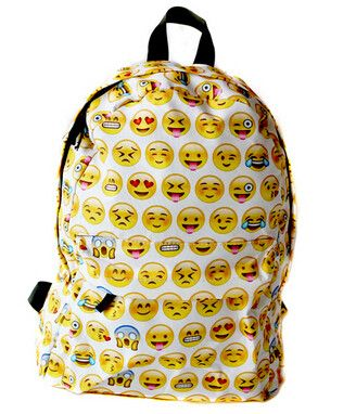 Emoji black 3D printing ladies feminina man shoulder women bag children school bags Girl Mochila Escolar infantil backpack