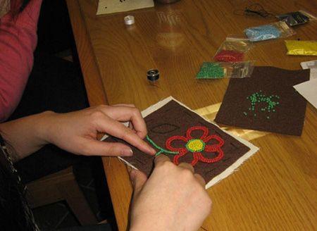 Métis Beadwork Workshop--