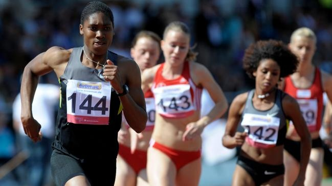 Caster Semenya to carry South Africa's flag at Olympics