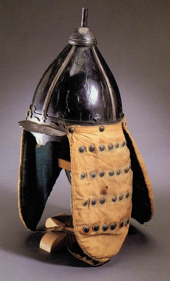 Korean helmet.