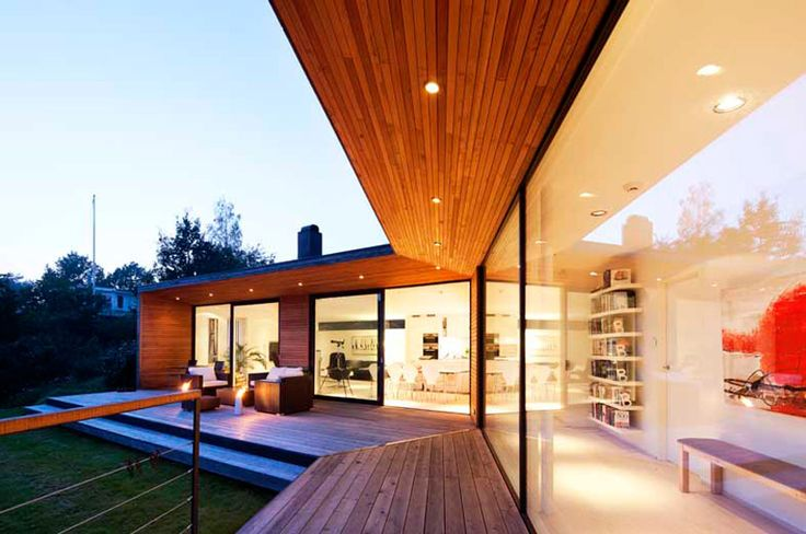 johan sundberg arkitektur: villa ladybird