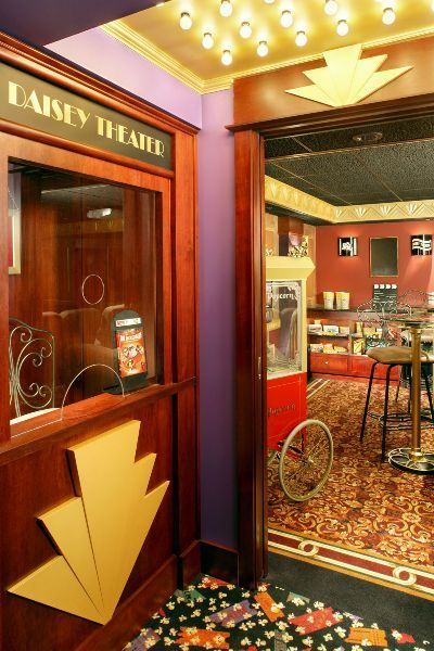 Ticket Booth Was Fabricated By Media Rooms Inc Home Theater Electronic Equipment Installed