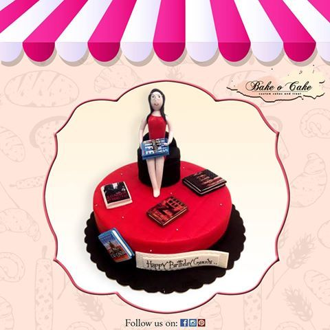 Life is as sweet as cake. For Order call us on : 9830247474 #Cakes #Cupcakes, #Pizza #Shakes #Coffee #BakeOCake