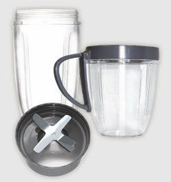 Cups and Blades Replacements for the Nutribullet