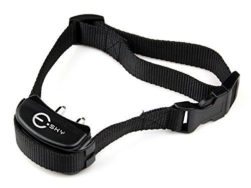 Esky EPRB01 Waterproof Rechargeable AntibarkNo Bark  Bark Control Collar Vibration with Shock Correction >>> You can find more details by visiting the image link.Note:It is affiliate link to Amazon.