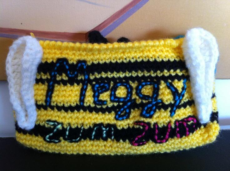 Meggy Zum Zum bag's back! I love it!:) well I did it ;)