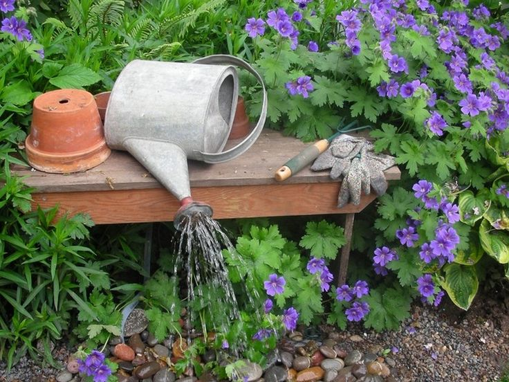 12 best Water features for yard images on Pinterest Garden