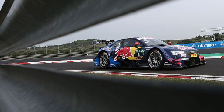 MATTIAS EKSTRÖM #5 Audi Sport Team Abt Sportsline