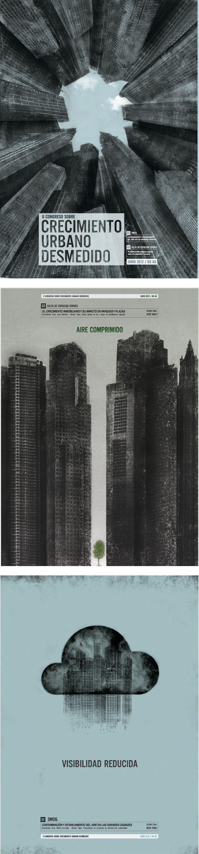 Afiches sobre problem ticas ambientales de las grandes ciudades dise o iii c tedra gabriele fadu