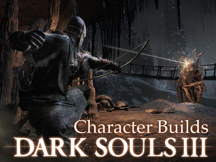 Building a character in 'Dark Souls 3' is extremely important — that's why we've written this guide, so that you can build the best character for your specific playstyle!