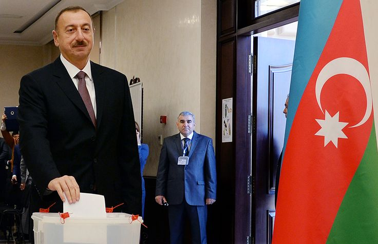 Oops: Azerbaijan released election results before voting had even started. The Washington Post.