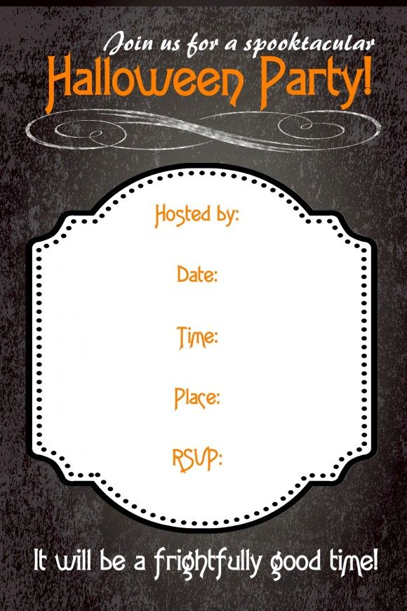 FREE Halloween Printables From Design 13