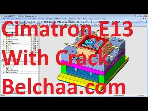 Cimatron E13 With Crack Free Download With Permanent License