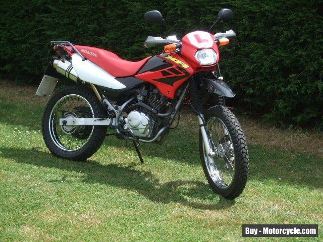 Honda xr 125L 2006         125cc Motorbike #honda #forsale #unitedkingdom