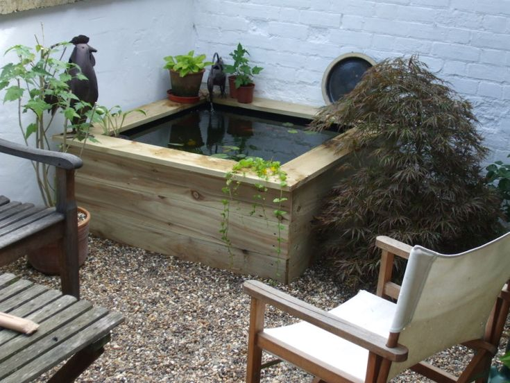 Best 20 raised pond ideas on pinterest for Raised pond ideas