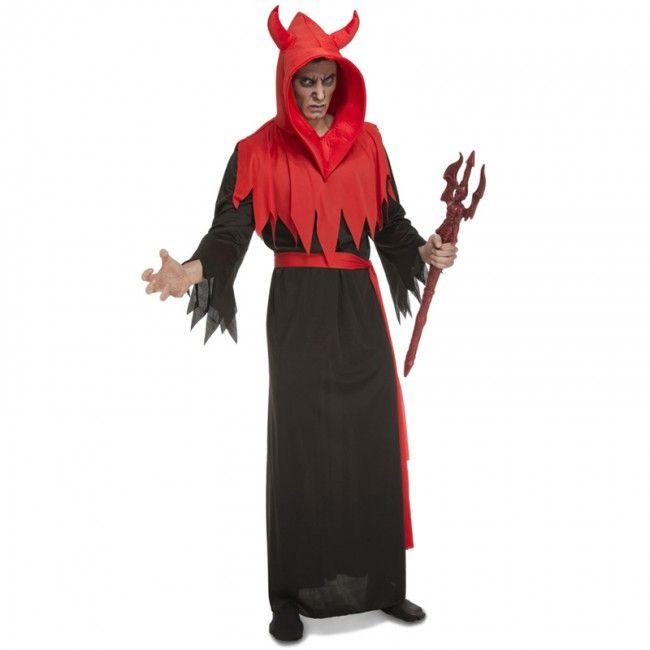 Déguisement Diable Enfer #costumespouradultes #nouveauté2017
