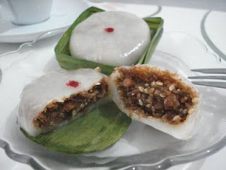 Yummy Health Food: Yummy Hainanese Coconut Kueh