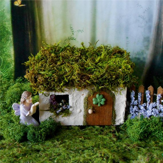 78 best ideas about fairy houses kids on pinterest fairy for Irish fairy garden