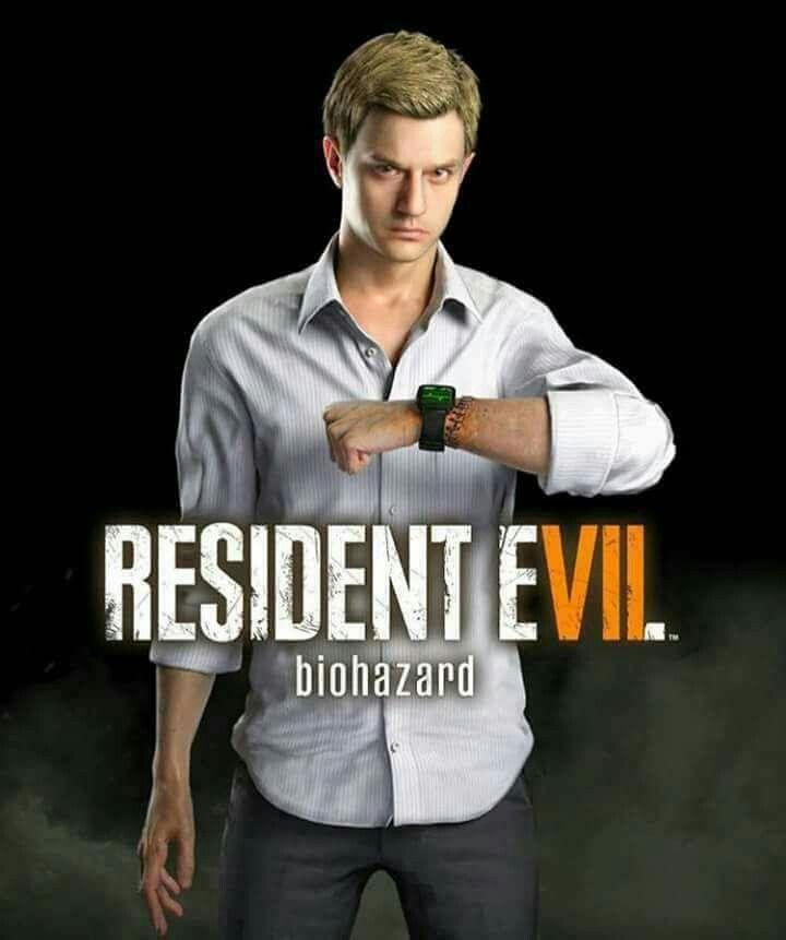 Resident Evil 7 biohazard - Ethan Winters