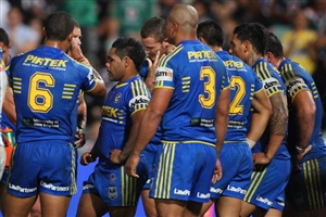 Parramatta Eels - one of the best teams on the Planet, and they happen to be in Parramatta