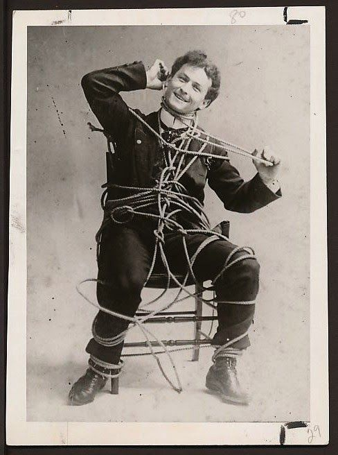 135 best images about Photos of Harry Houdini on Pinterest ...