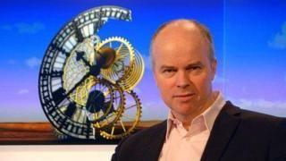 BBC Daily Politics editor Robbie Gibb to join No 10