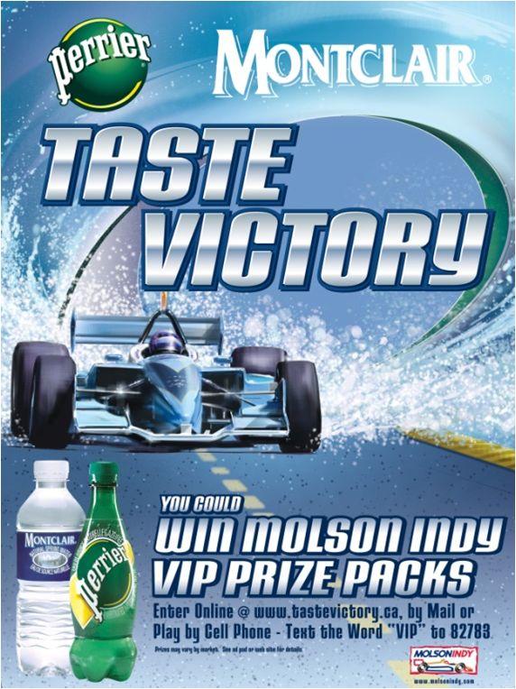 "#NestleWaters #Perrier ""Taste Victory"" Contest"