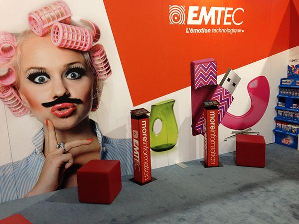 EMTEC CES2014