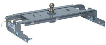 Turnover Ball Gooseneck Trailer Hitch