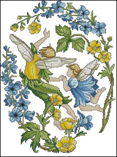 Hadas de las Flores - Julio