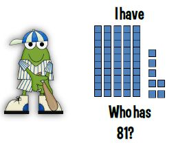 I have, Who Has: Place Value Games, Classroom Freebies, Basebal Places, Places Values Games, Havewho, Math Ideas, Homework Sheet Schools, Have Who, 2Digit Numbers