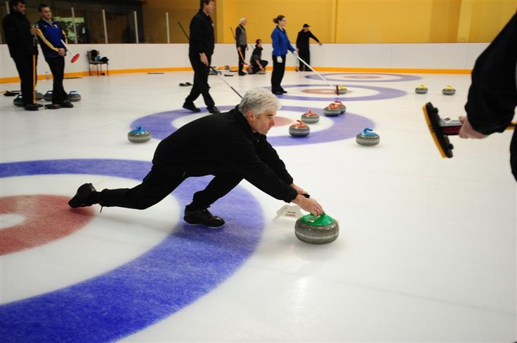 Maniototo International Curling, Naseby. A must do activity while in the Maniototo area is to have a go at curling. Age and ability is no barrier. If you have a free afternoon after a day's cycling - have a go! Bookings are recommended. http://www.centralotagonz.com/central-otago-new-zealand/land-activities
