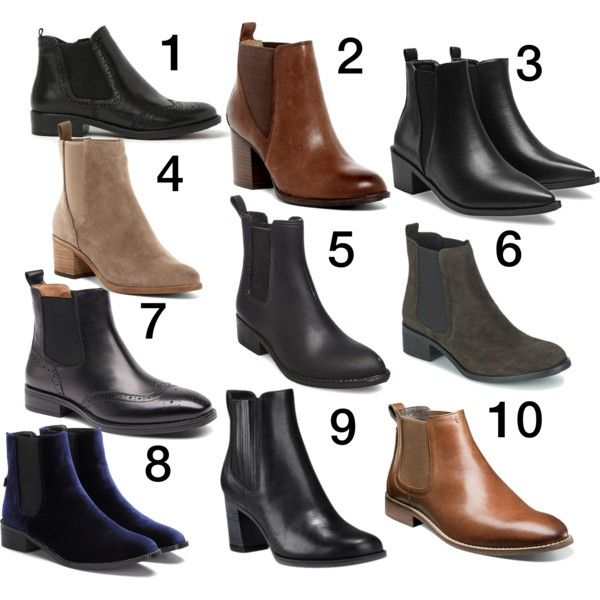 Shopping Tips:Chelsea Shoes