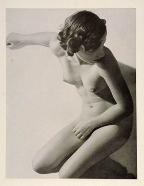 Eight Female Nude Photographs by Noted German Photographer Bruno Schultz, (2008, Historic Americana ON-LINE Auction, Feb 20th,)
