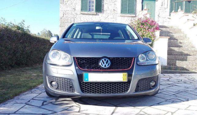 Vw Golf V 1.9TDI Confortline-2006 preços usados