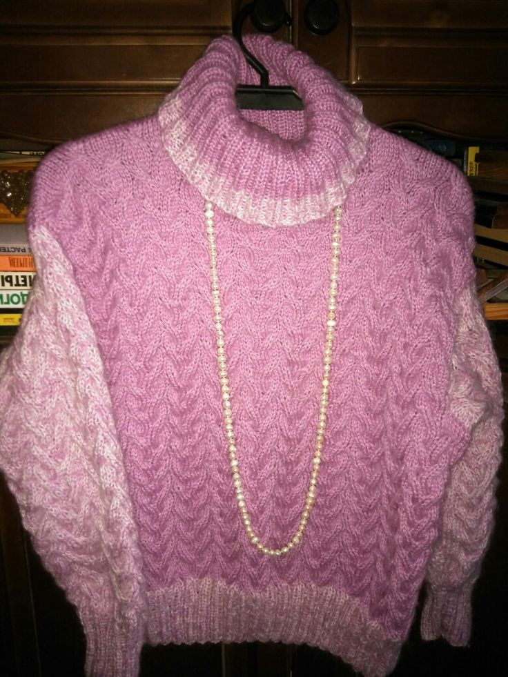 Вязание - моё хобби!
